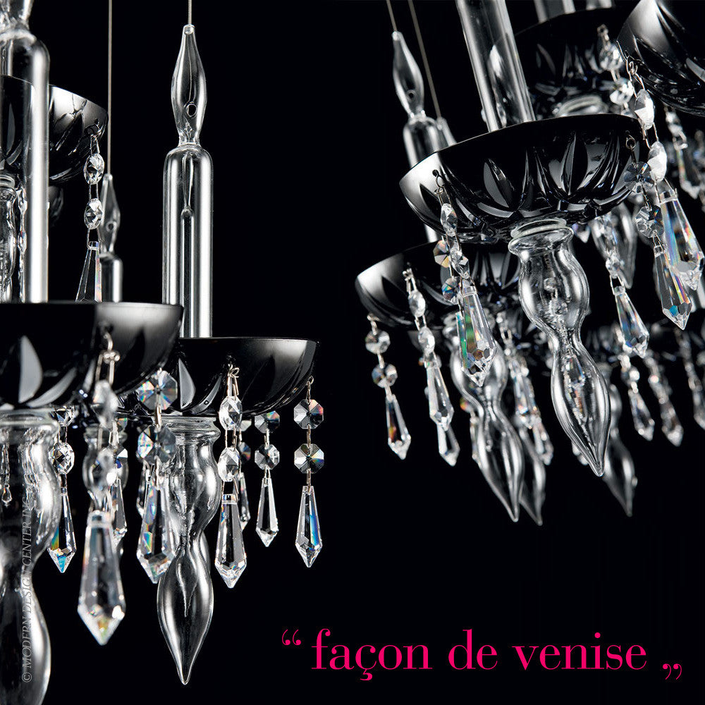 Facon de Venise Limelight 1.1 Chandelier - LoftModern - 3