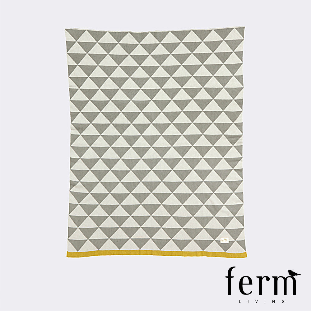 Ferm Living Little Remix Blanket - LoftModern - 1