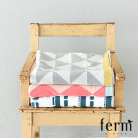 Ferm Living Little Remix Blanket - LoftModern - 2