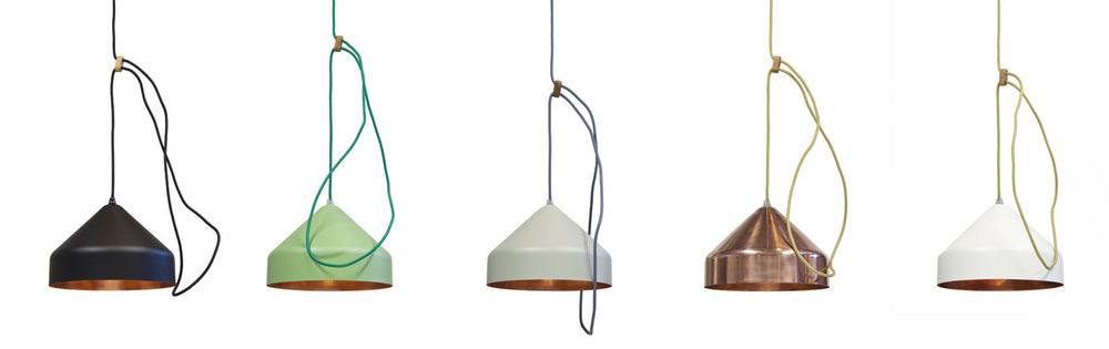 Vij5 Lloop Lamp Green | Vij5 | LoftModern