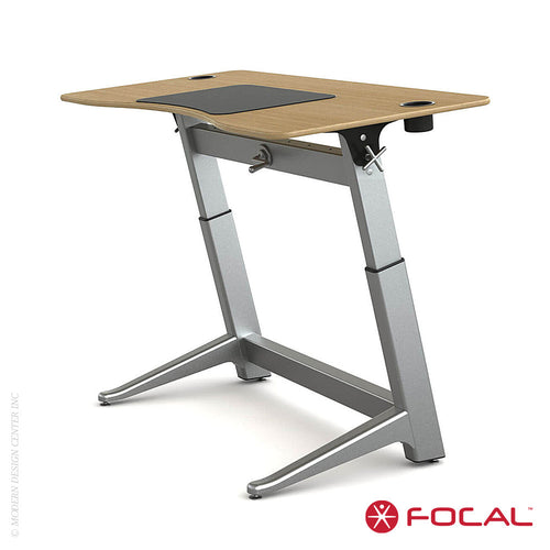 Focal Upright Locus 5 Desk | Focal Upright | LoftModern