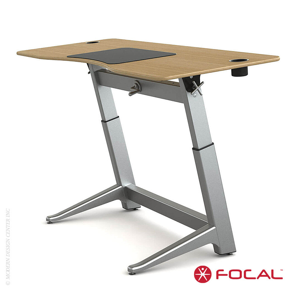 Focal Upright Locus 6 Desk | Focal Upright | LoftModern