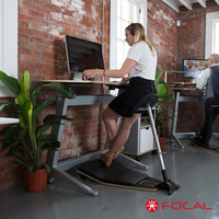Focal Upright Locus 4 Desk - LoftModern - 3