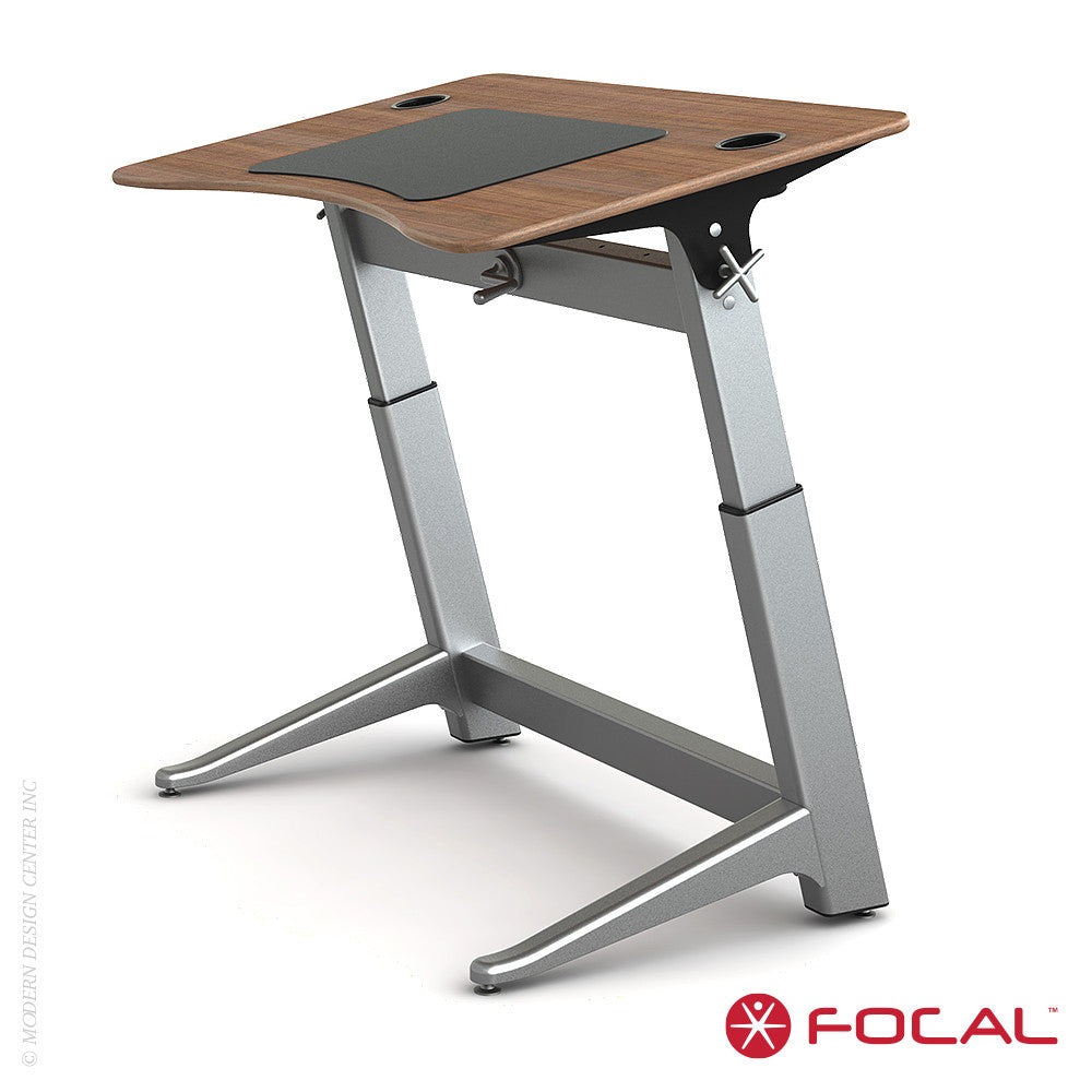 Focal Upright Locus 4 Desk - LoftModern - 10