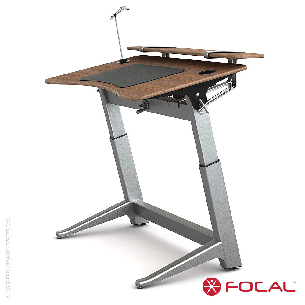 Focal Upright Locus 4 Desk - LoftModern - 15