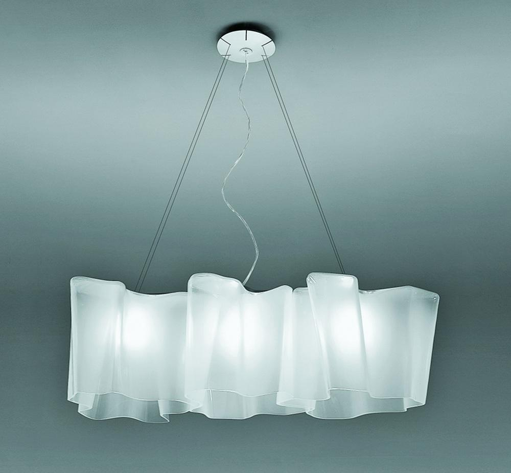 Logico Triple Linear Suspension by Artemide