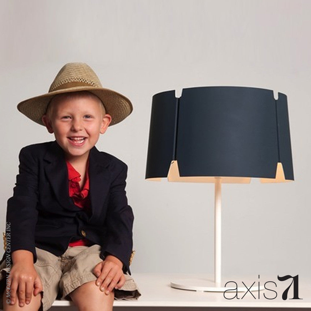 Axis 71 Manhattan Medium Round Table Lamp | Axis 71 | LoftModern