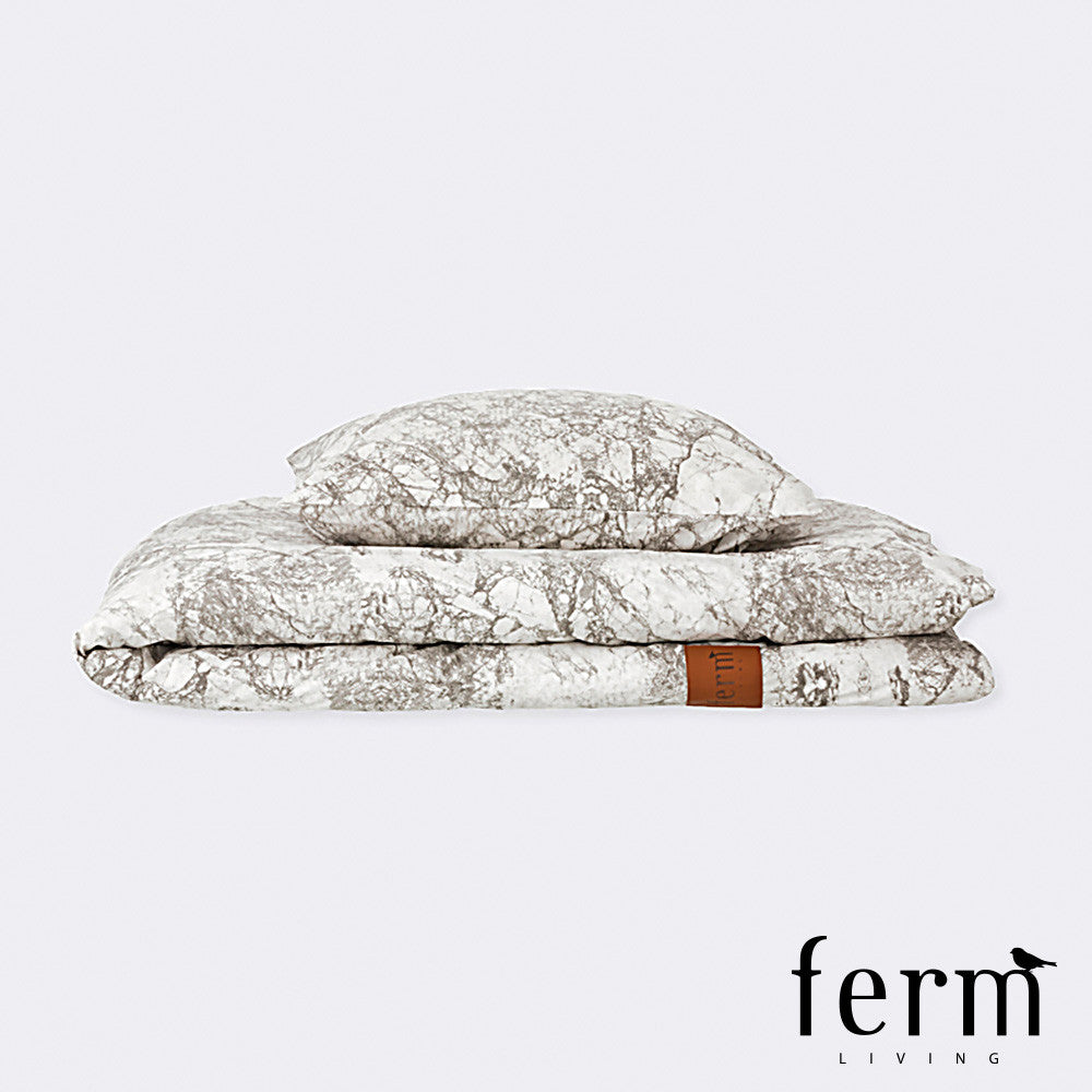Ferm Living Marble Bedding - LoftModern - 1