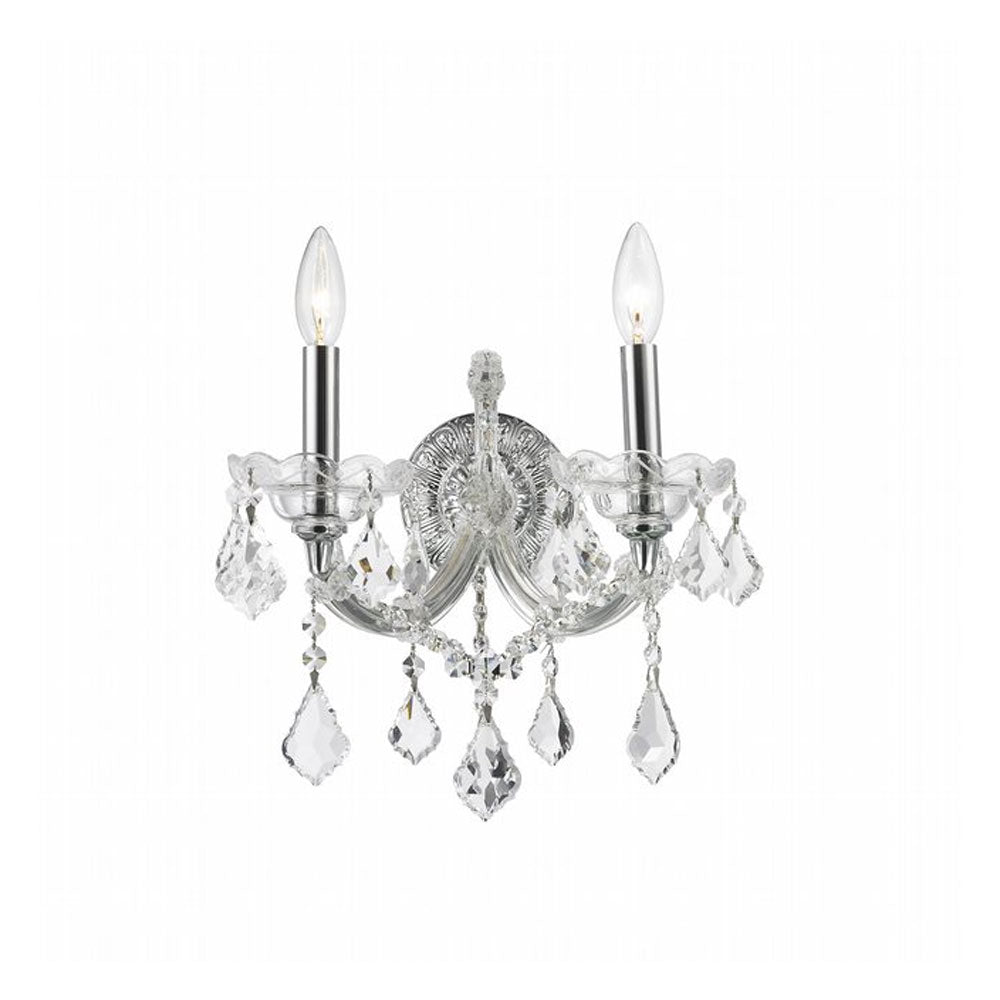 Maria Theresa Wall Sconce W23070C12