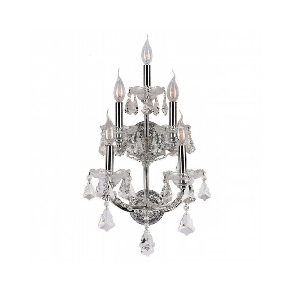 Maria Theresa Wall Sconce W23072C12