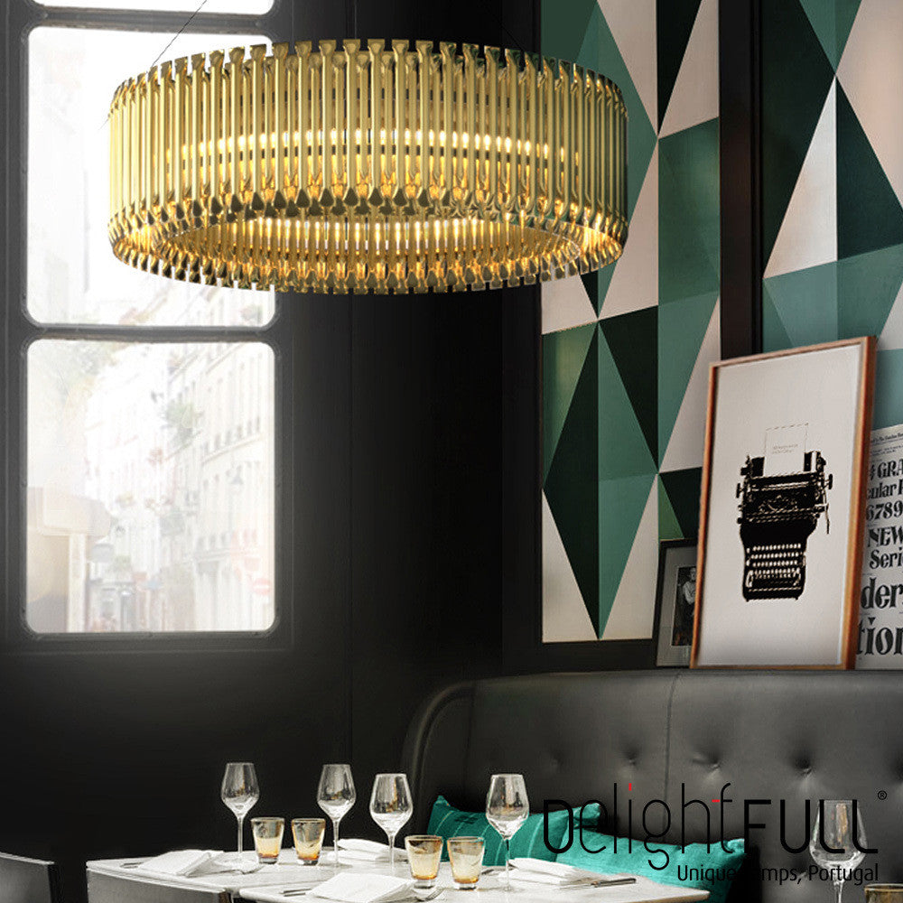 Delightfull Matheny Pendant Light - LoftModern - 2