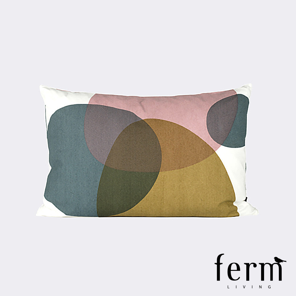Ferm Living Melt Cushion Small - LoftModern - 1