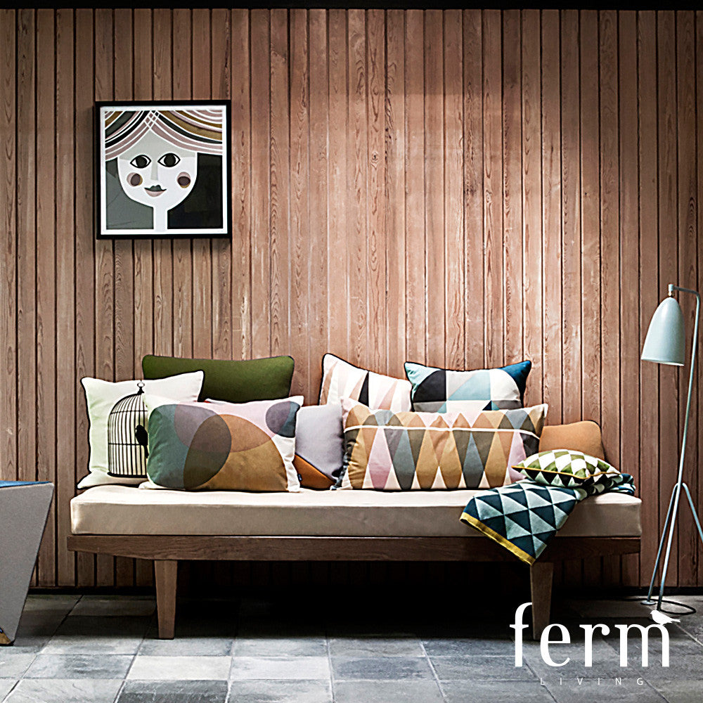 Ferm Living Melt Cushion Small | Ferm Living | LoftModern