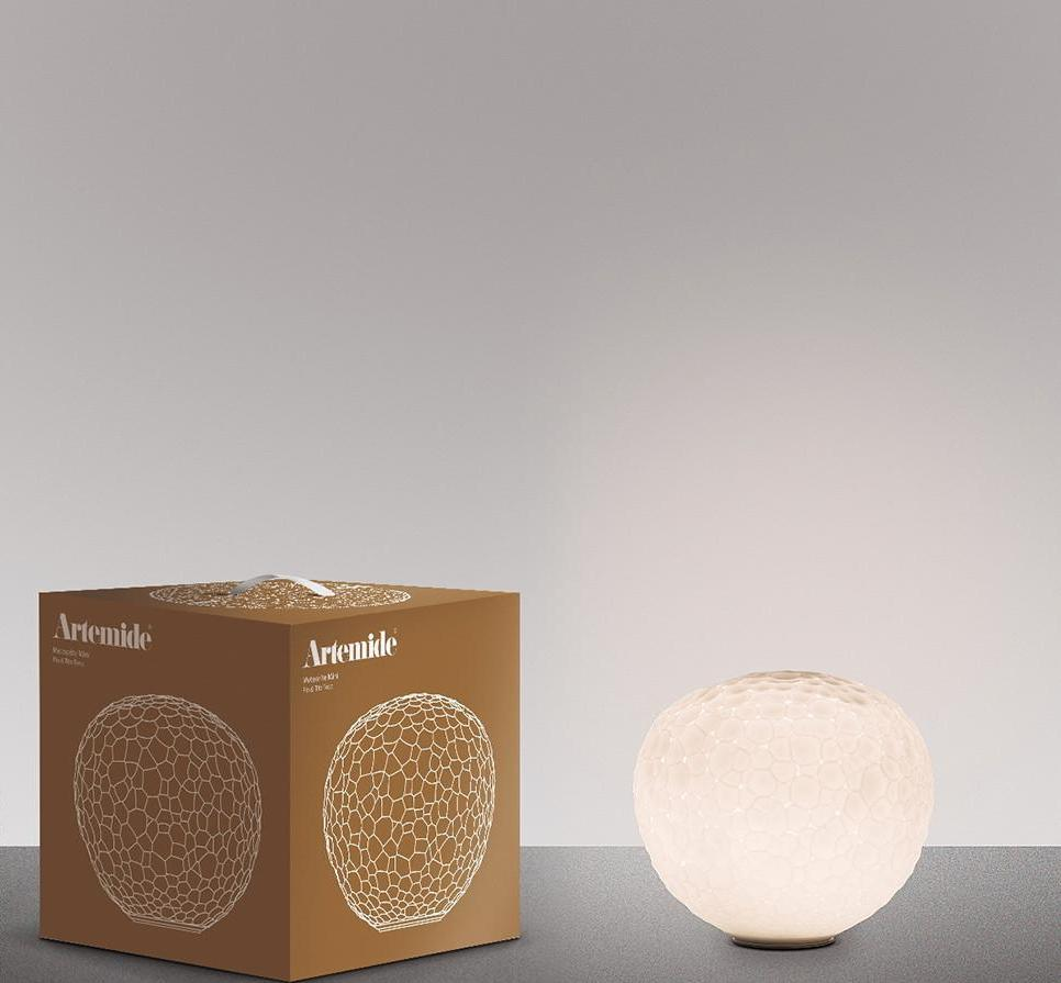 Artemide Meteorite Table Lamp | Artemide | LoftModern