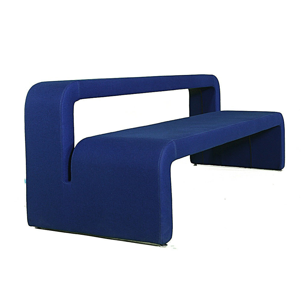 B&T Moby Bench Large with Backrest