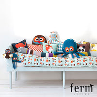Ferm Living Mr. Snake Cushion | Ferm Living | LoftModern