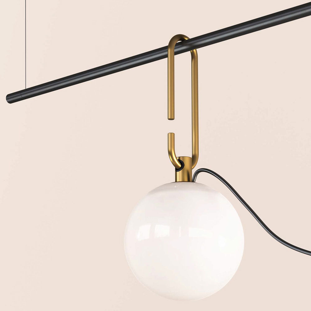 NH S3 14 Pendant Light by Artemide