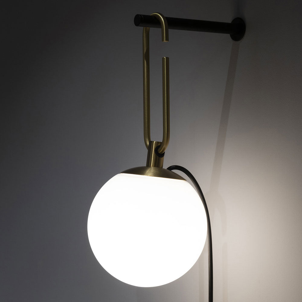 NH Wall Light by Artemide