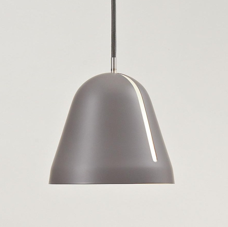 Tilt Grey Pendant Lamp Small of Nyta