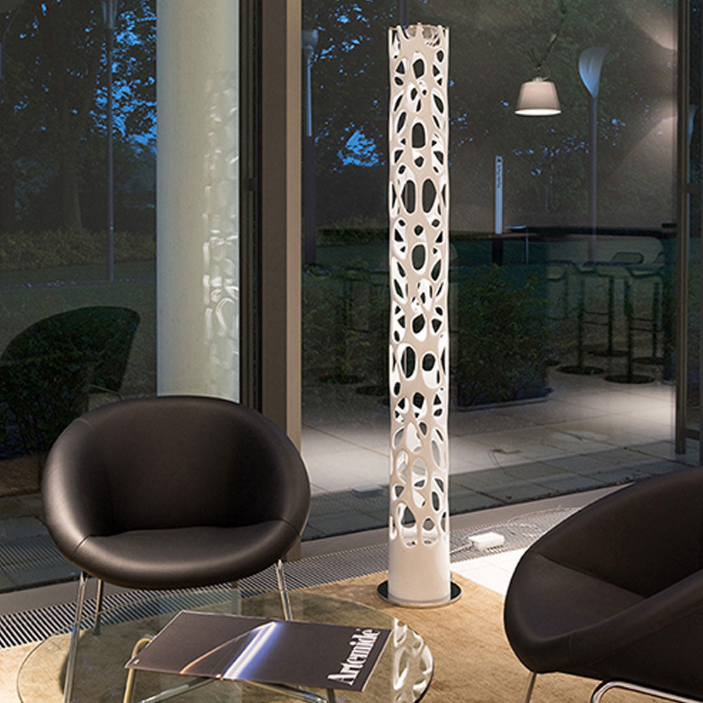New Nature Floor Lamp by Artemide