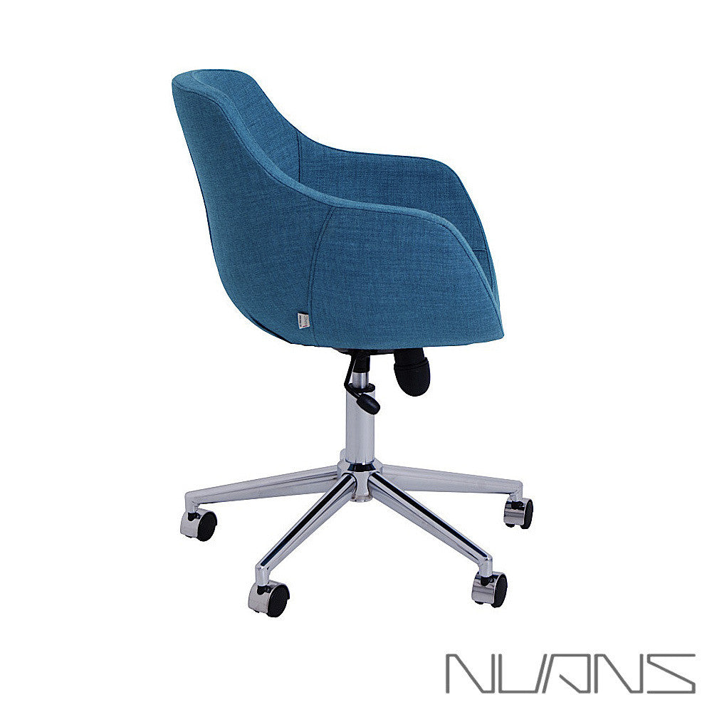 Nuans Design Mott Office Chair Wool | Nuans Design | LoftModern