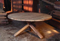 Padmas Plantation Outdoor Bora-Bora Chat Table