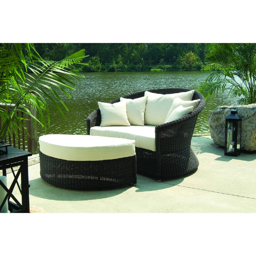 Padmas Plantation Outdoor Haven Ottoman