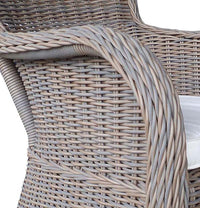 Padmas Plantation Krista Outdoor Arm Chair
