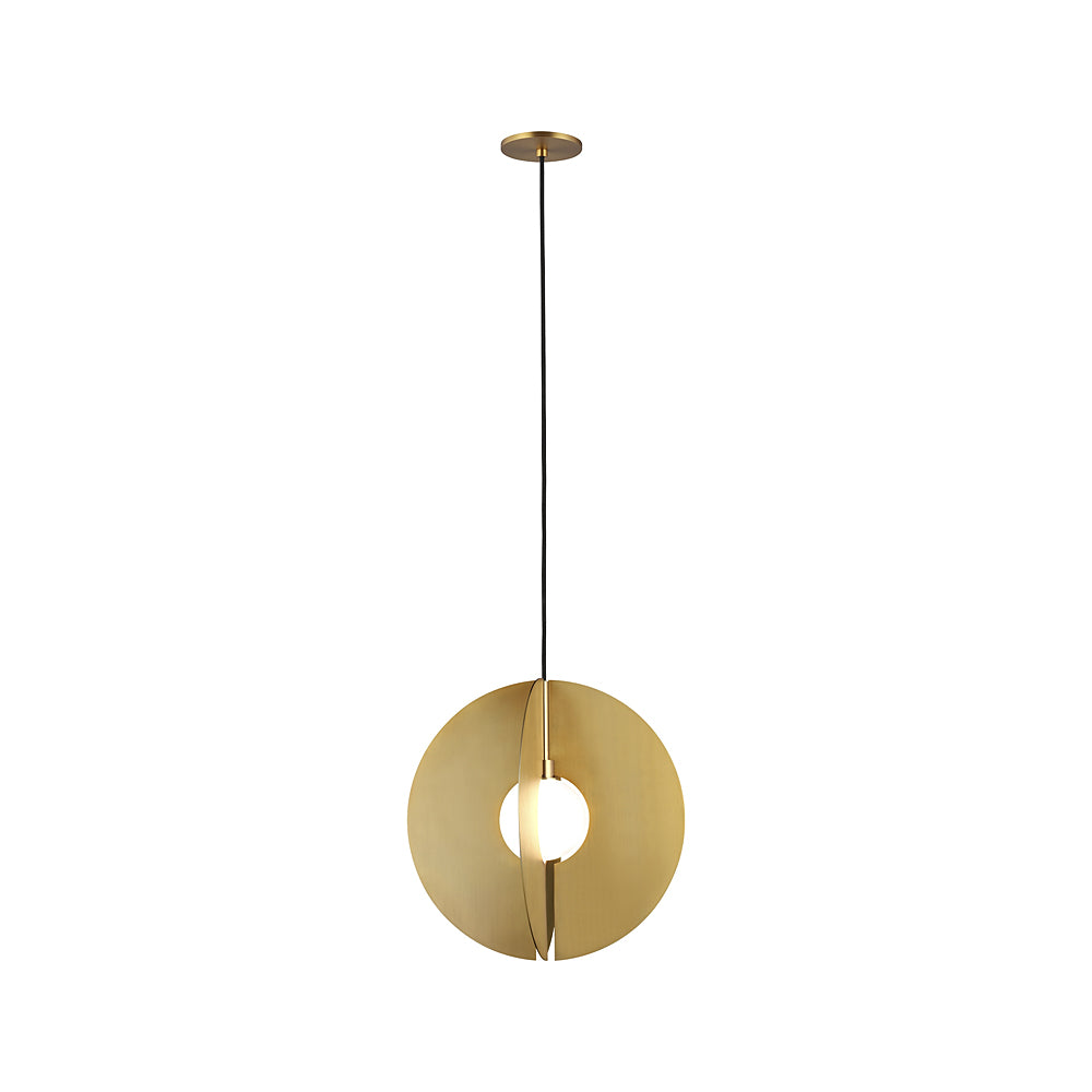 Orbel Round LED Pendant Light by Tech Lighting