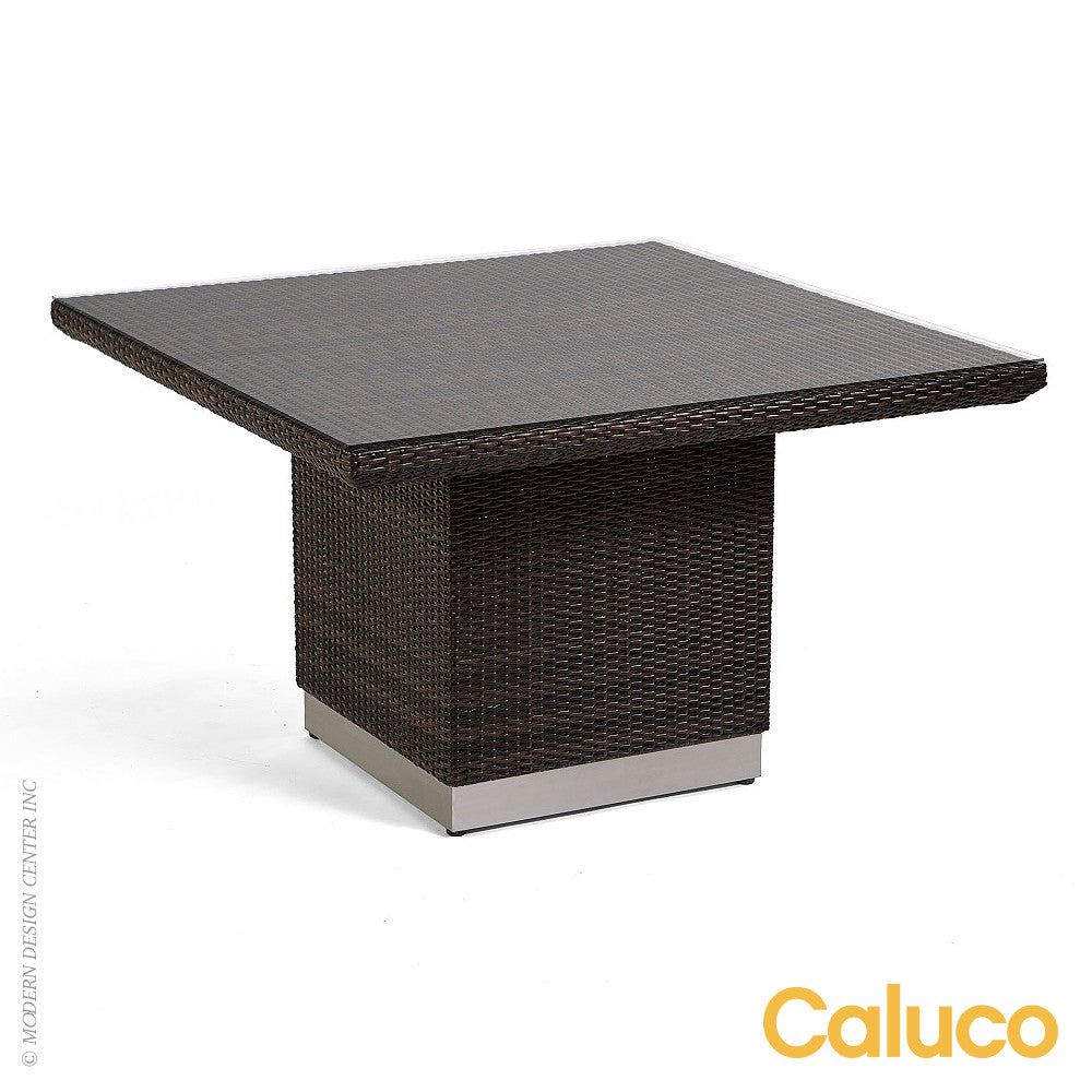 Mirabella Square Dining Table by Caluco - LoftModern - 1