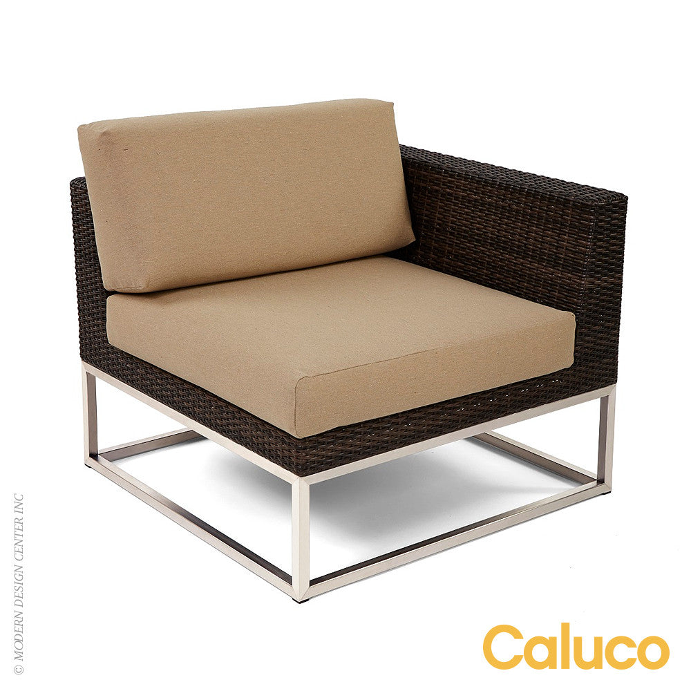 Mirabella Sectional Left by Caluco | Caluco | LoftModern