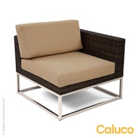 Mirabella Sectional Left by Caluco - LoftModern - 1