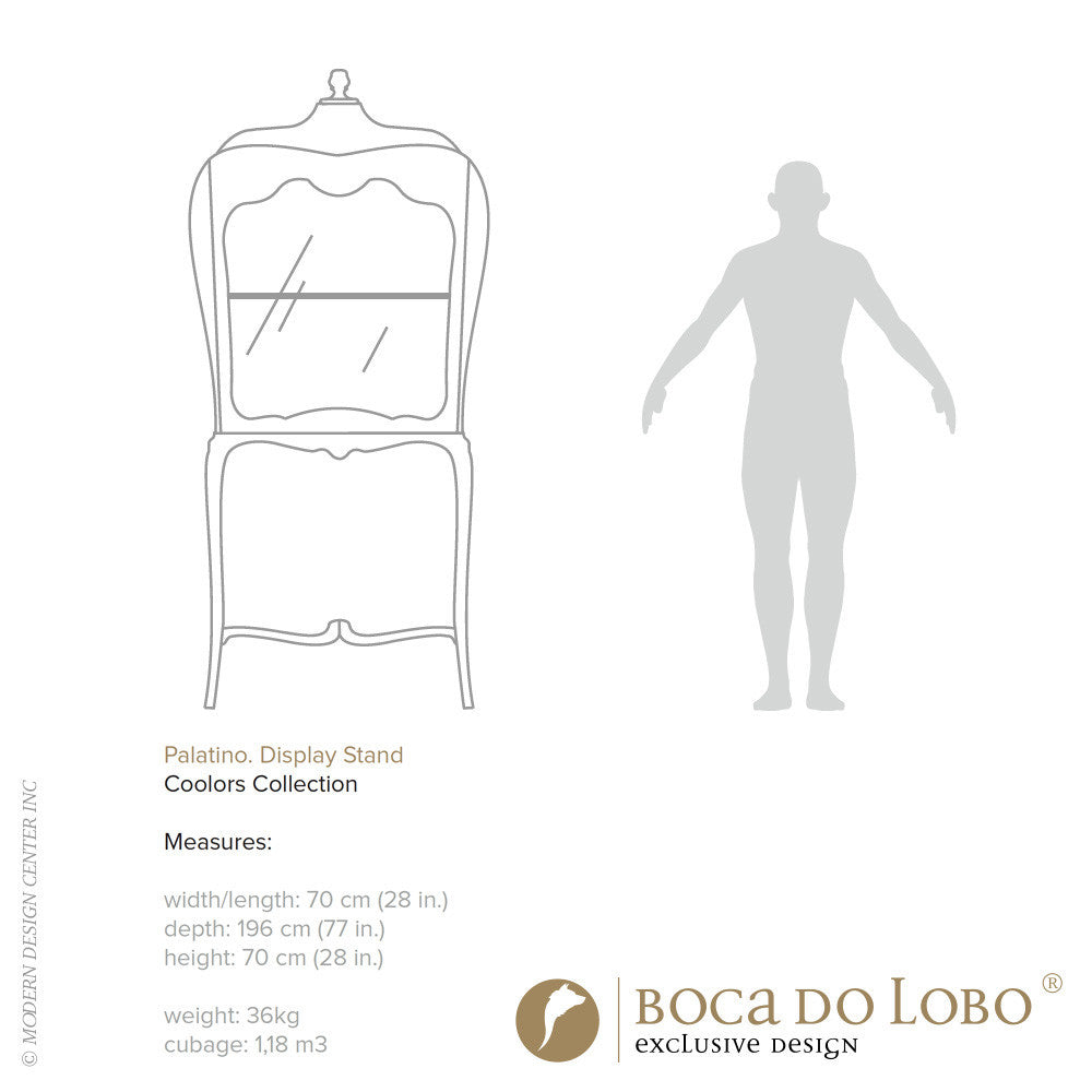 Boca do Lobo Palace Coolors Collection | Boca do Lobo | LoftModern