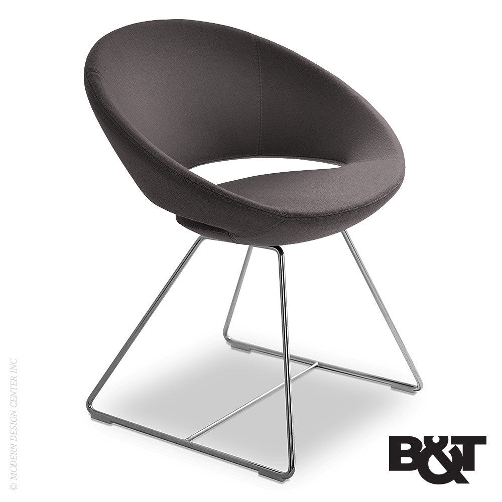 B&T Pan Chair Wire Base | B&T | LoftModern