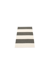Rug Bob Charcoal by Pappelina