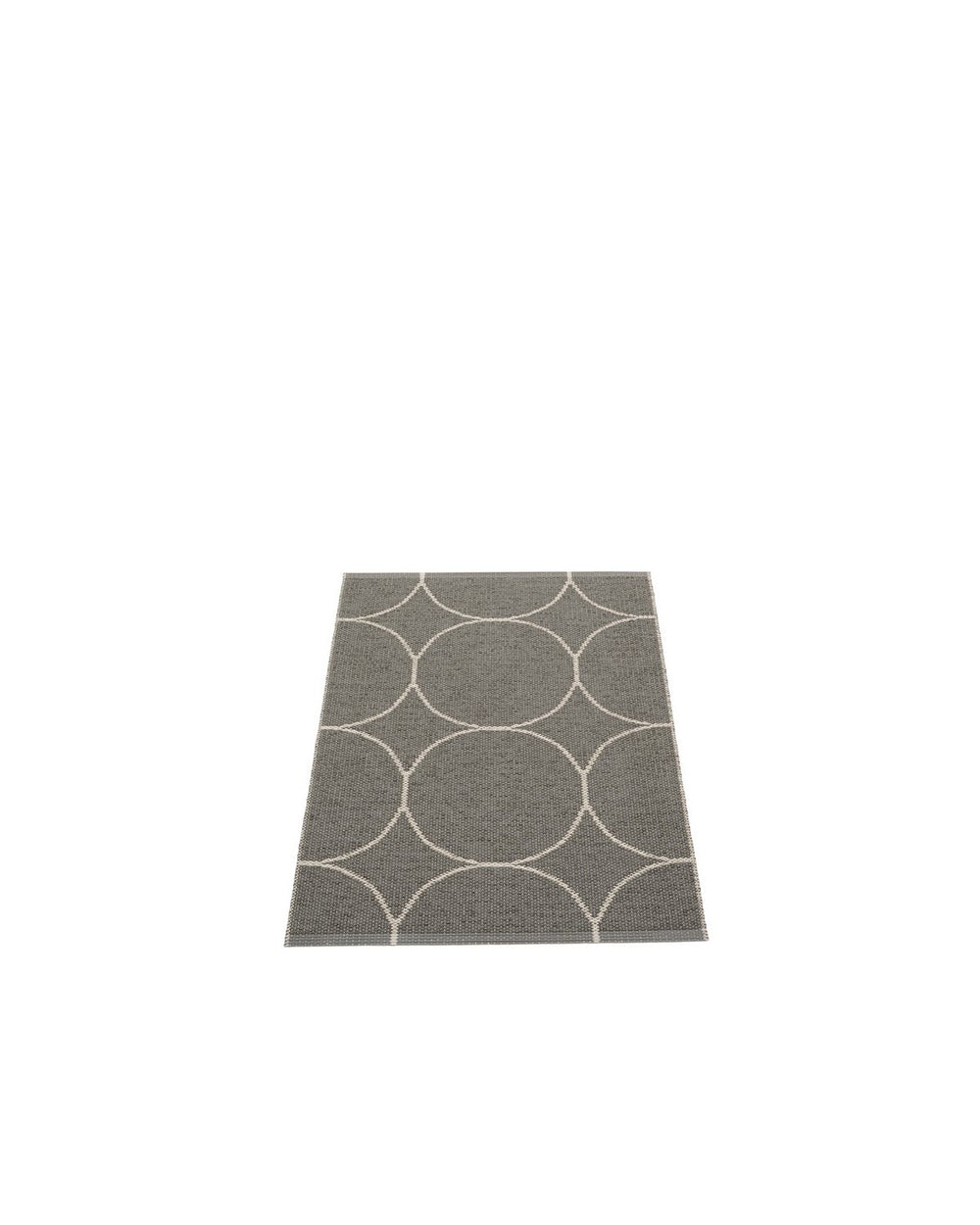 Rug Boo Charcoal & Linen by Pappelina