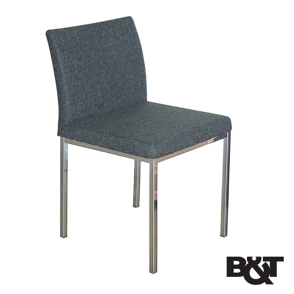 MC Italy Paria Metal Base Dining Chair | MC Italy | LoftModern