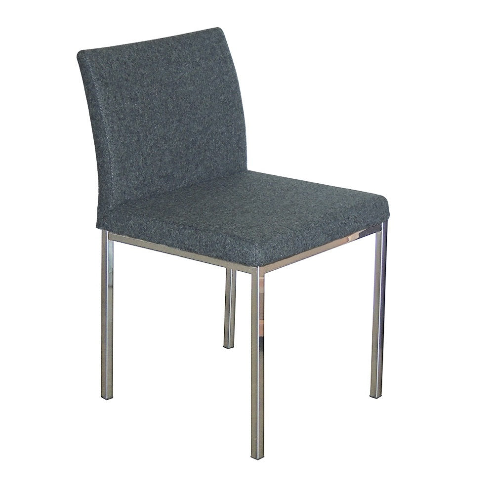 B&T Paria Metal Base Dining Chair