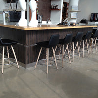 Pera MW Bar Stool Leather by SohoConcept