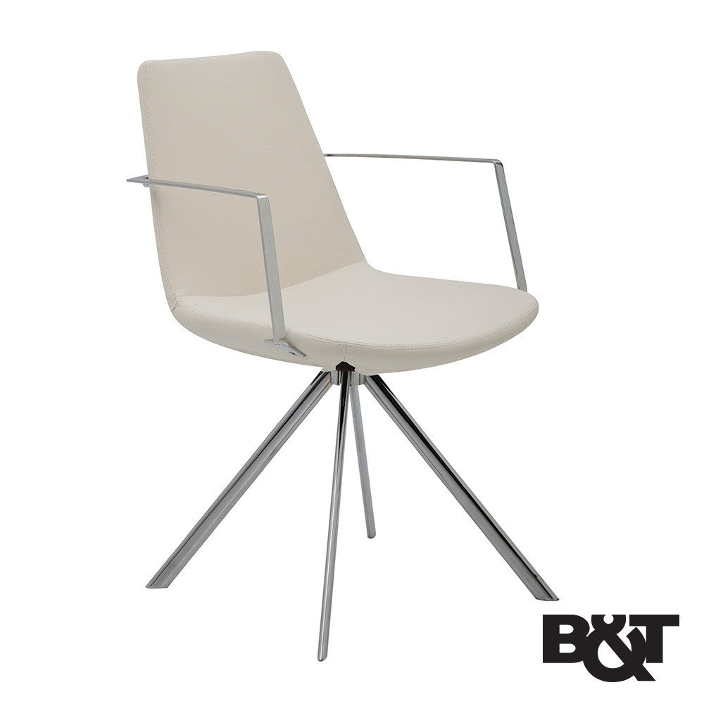 B&T Pera Ellipse Armchair - LoftModern - 5