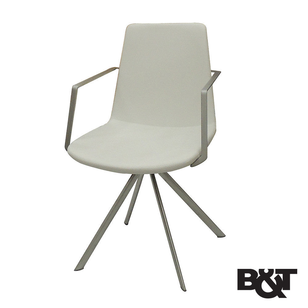 B&T Pera Ellipse Armchair - LoftModern - 6