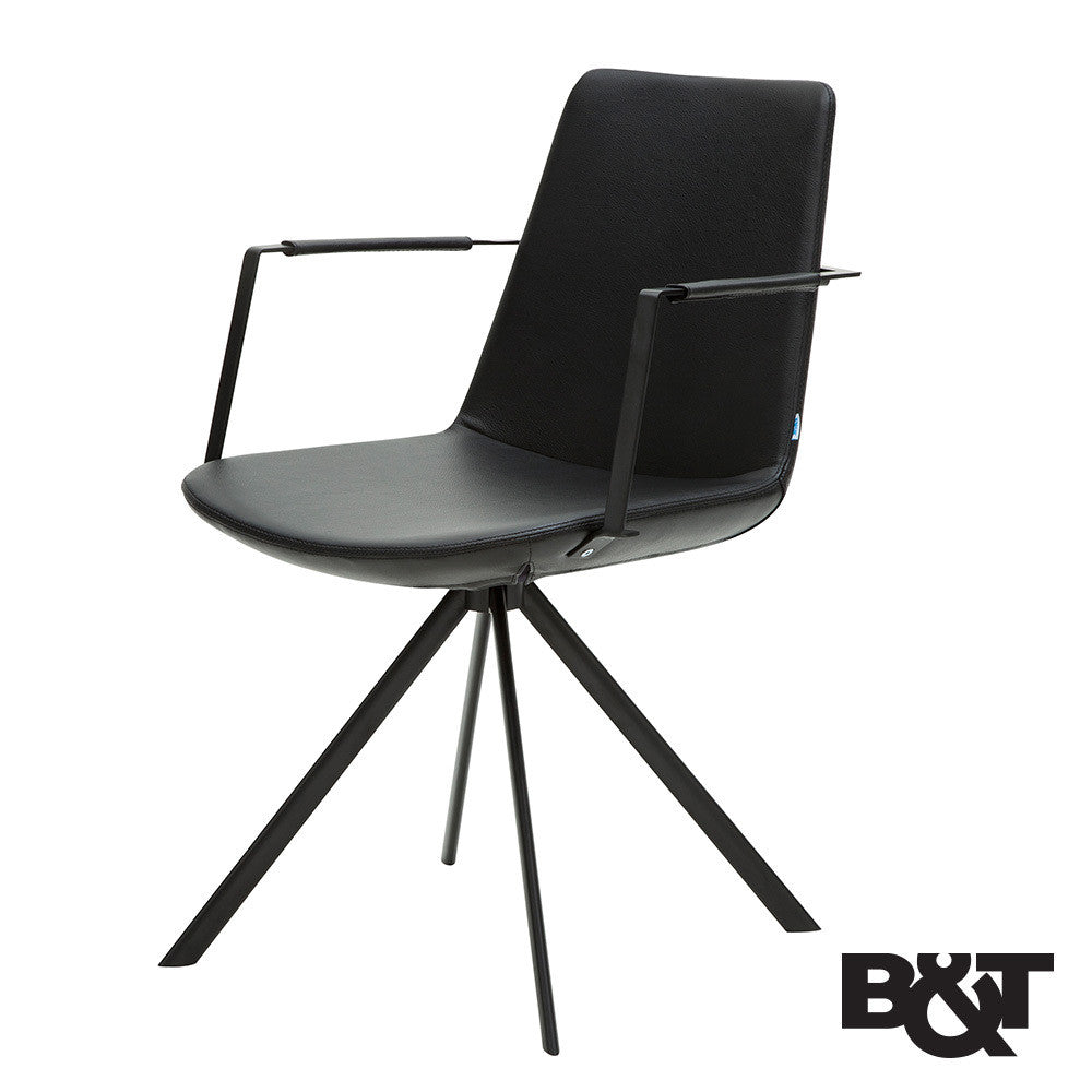 B&T Pera Ellipse Armchair - LoftModern - 1
