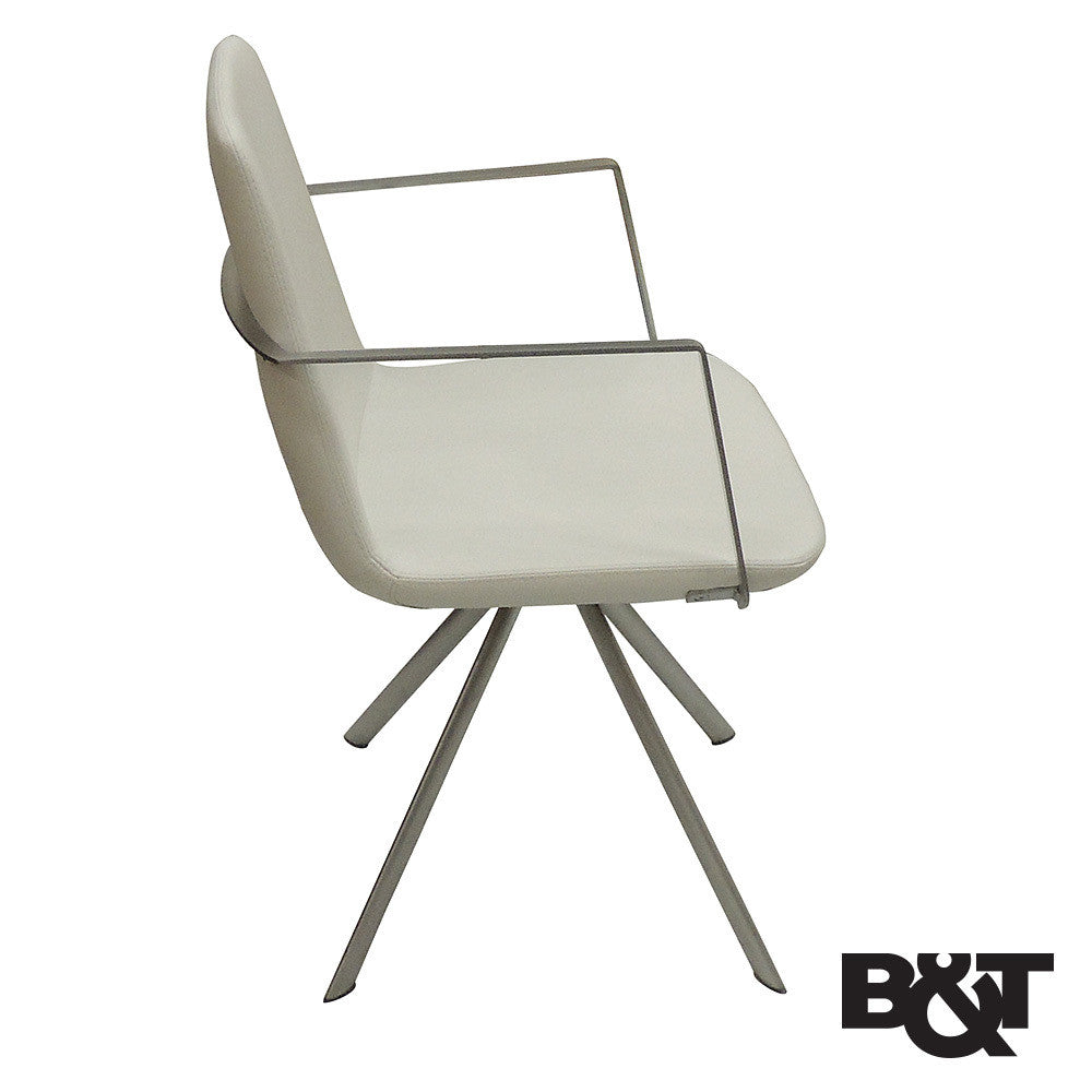 B&T Pera Ellipse Armchair - LoftModern - 7