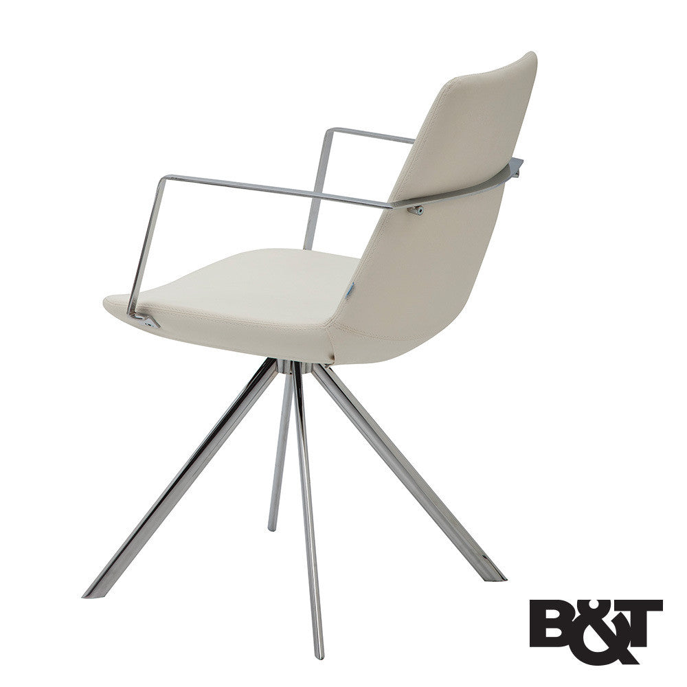 B&T Pera Ellipse Armchair | B&T | LoftModern