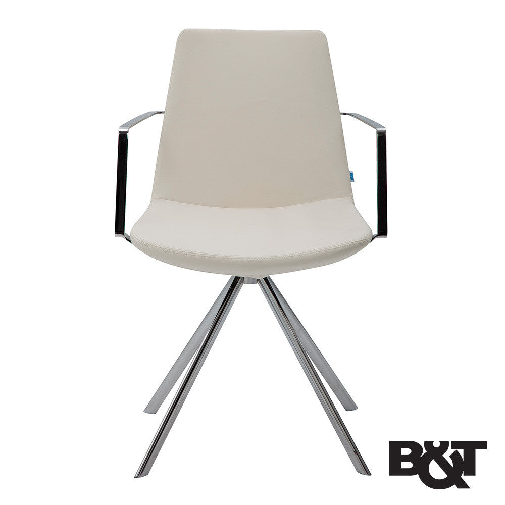 B&T Pera Ellipse Armchair - LoftModern - 9