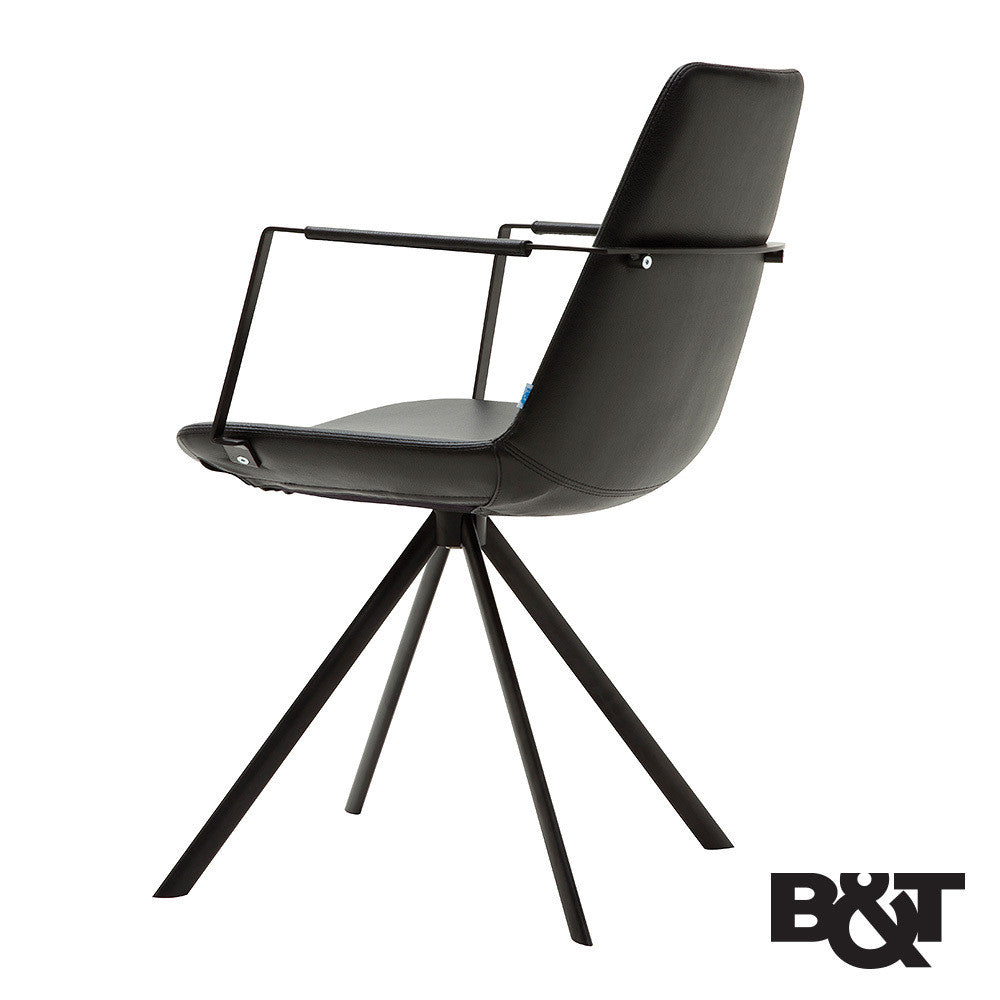 B&T Pera Ellipse Armchair - LoftModern - 2