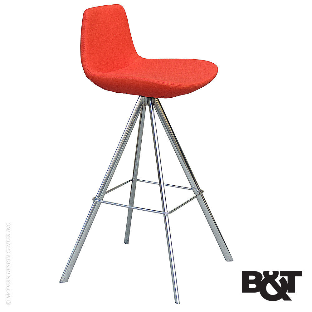 B&T Pera Ellipse Bar Stool - LoftModern - 2