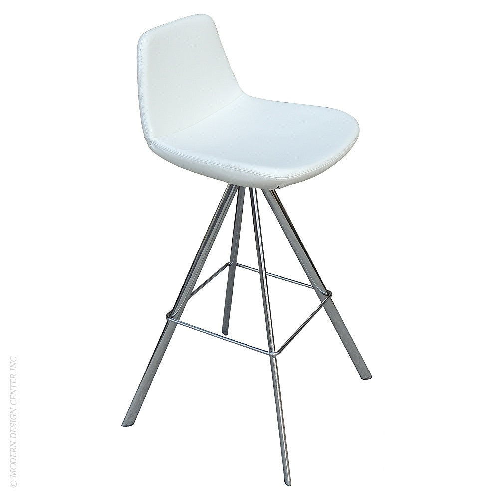 B&T Pera Ellipse Bar Stool