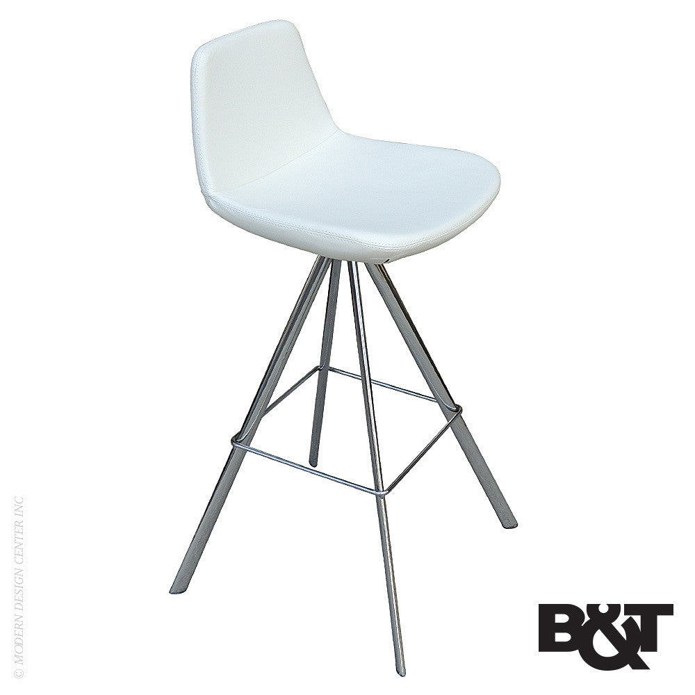 B&T Pera Ellipse Bar Stool - LoftModern - 3