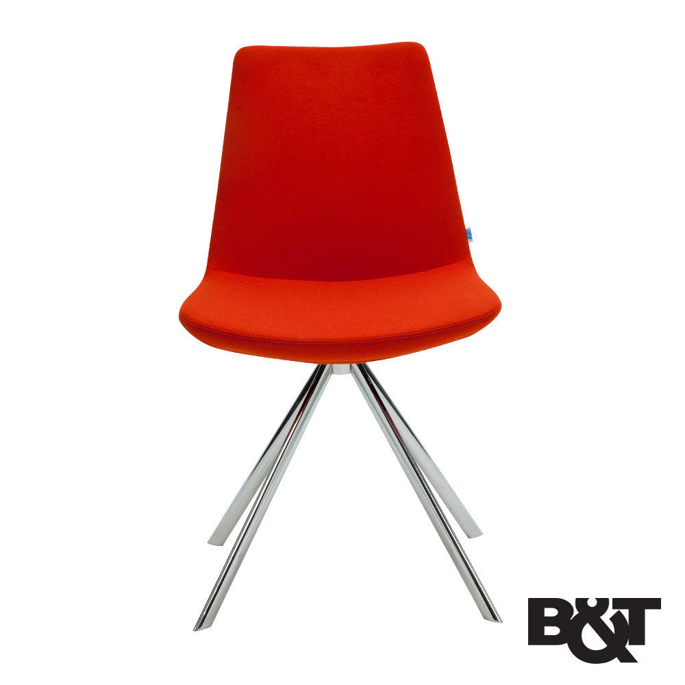 B&T Pera Ellipse Chair | B&T | LoftModern
